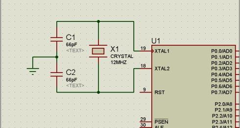 晶振与复位常用典型电路